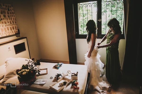 Tul y flores inspiraci n para tu boda julieta kike for Casa decoracion willow