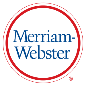 File:Merriam-Webster logo.svg - Wikimedia Commons