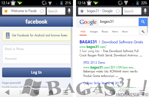 UC Browser 8.5.2 for Android 2