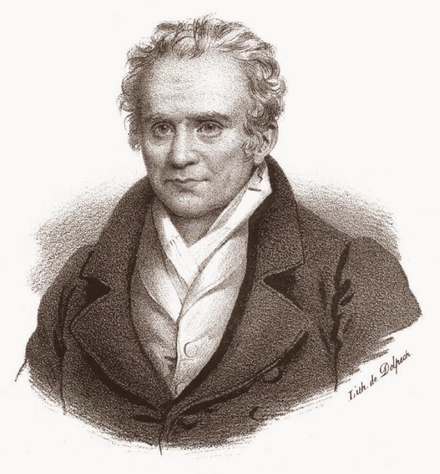 Французский писатель люк де вовенарг