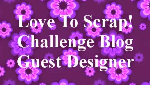 Guest Designer 2014!!!