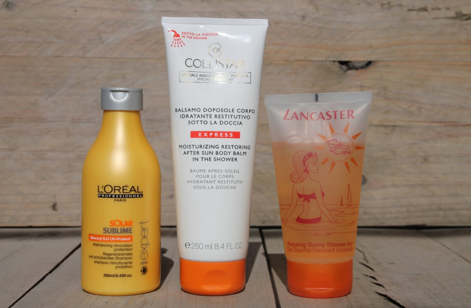 Crystaliciousss sunny showers - Italiaanse douchegel ...