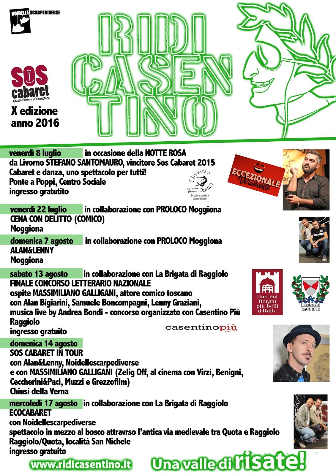 RidiCasentino Festival