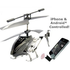 iPhone and Android Controlled iHelicopter