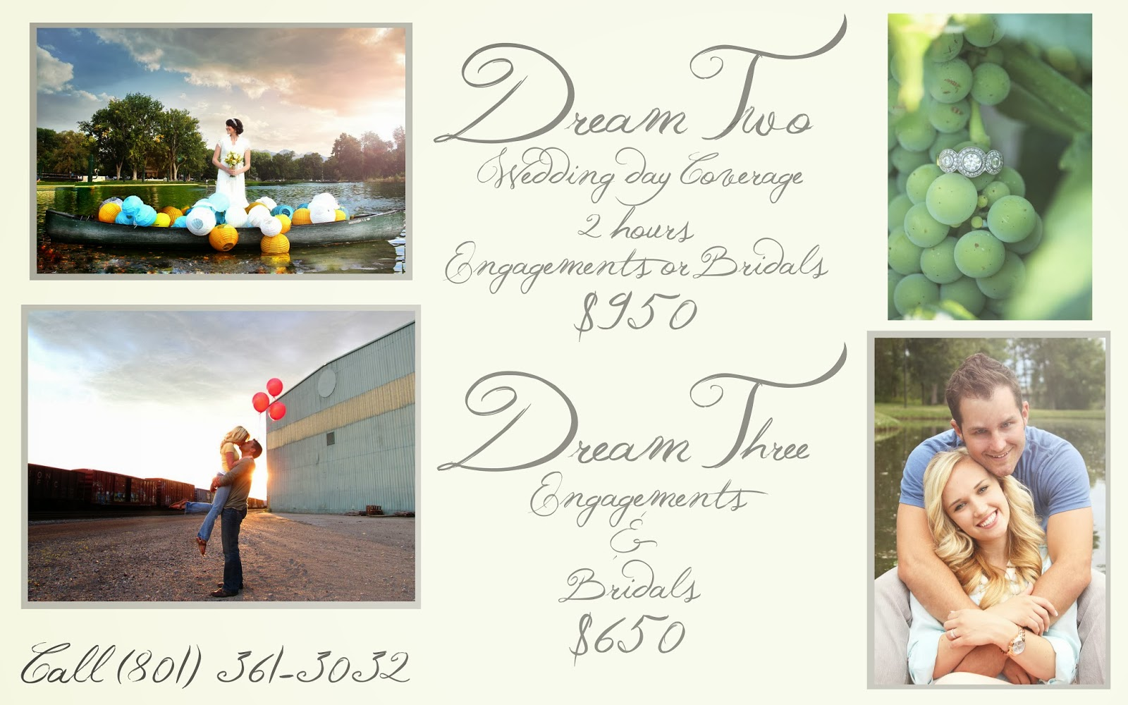 Investment prices dream with me photography