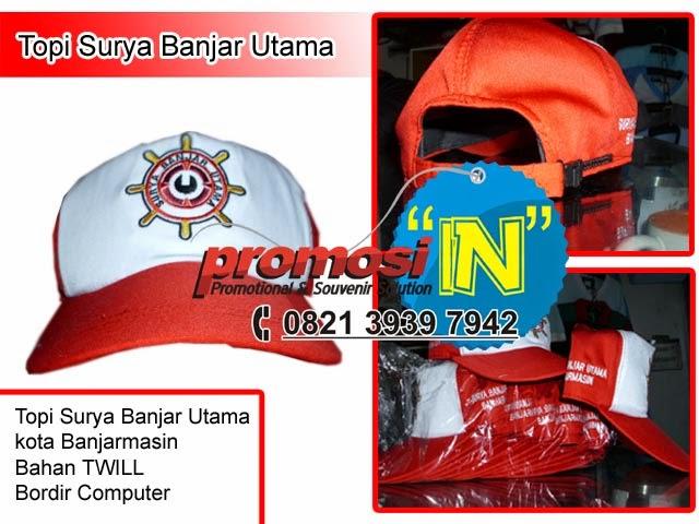 Topi, Konveksi Topi Promosi Murah Konveksi Topi Surabaya, Topi Event, Topi Souvenir Online