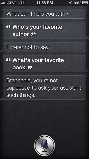 Conversations With Siri
