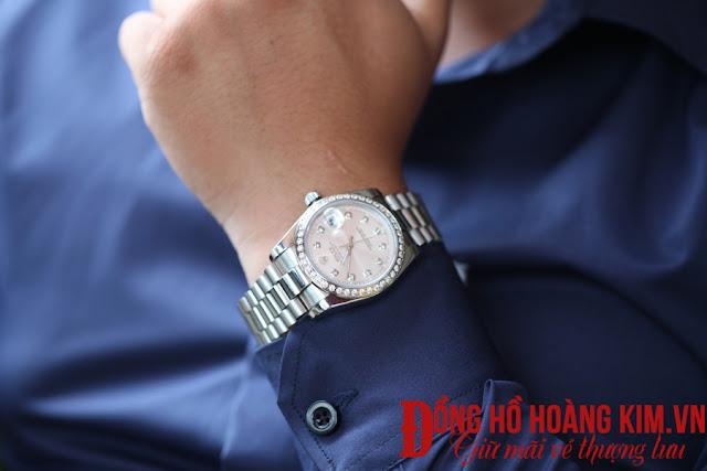 Đồng hồ nam cao cấp tại Thanh Xuân nhãn hàng Rolex R20