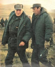 Teniente General FOTUNATO LEOPOLDO GALTIERI (15/07/1926 – 12/01/2003).GUERRA DE MALVINAS Año 1982.