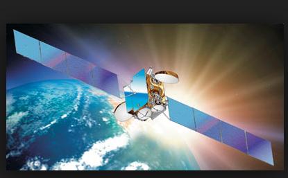 Gambar Satelit Thaicom 5