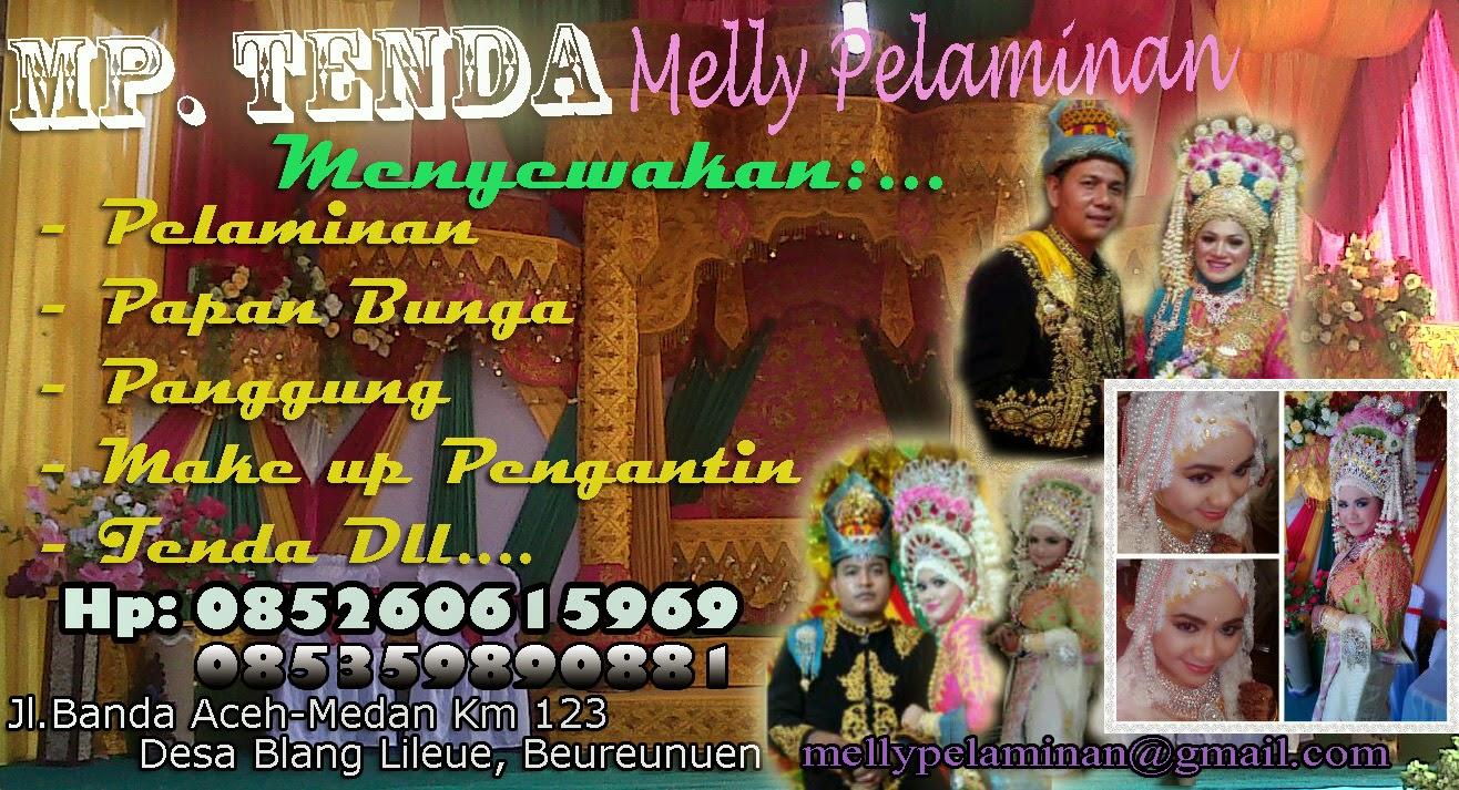 Wedding Organizer Melly pelaminan Atau Mp. Tenda Sigli