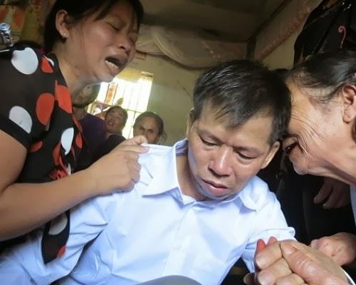Viện kiểm sát nhận sai trong vụ kêu oan của Nguyễn Thanh Chấn