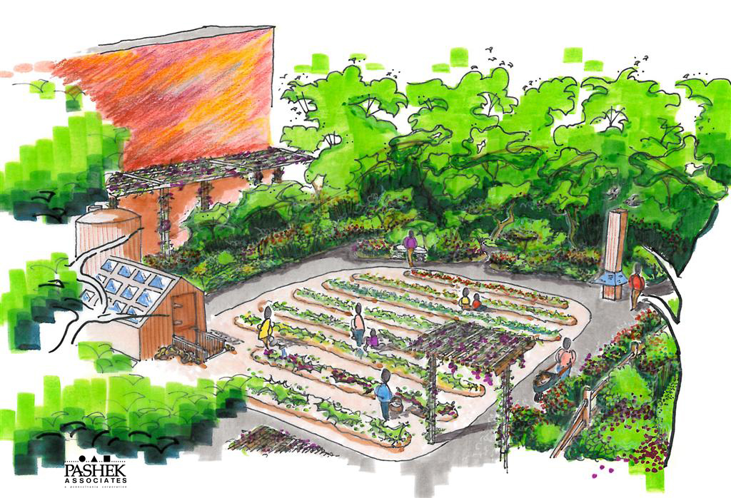 Pashek associates blog permaculture community for Sustainable garden design