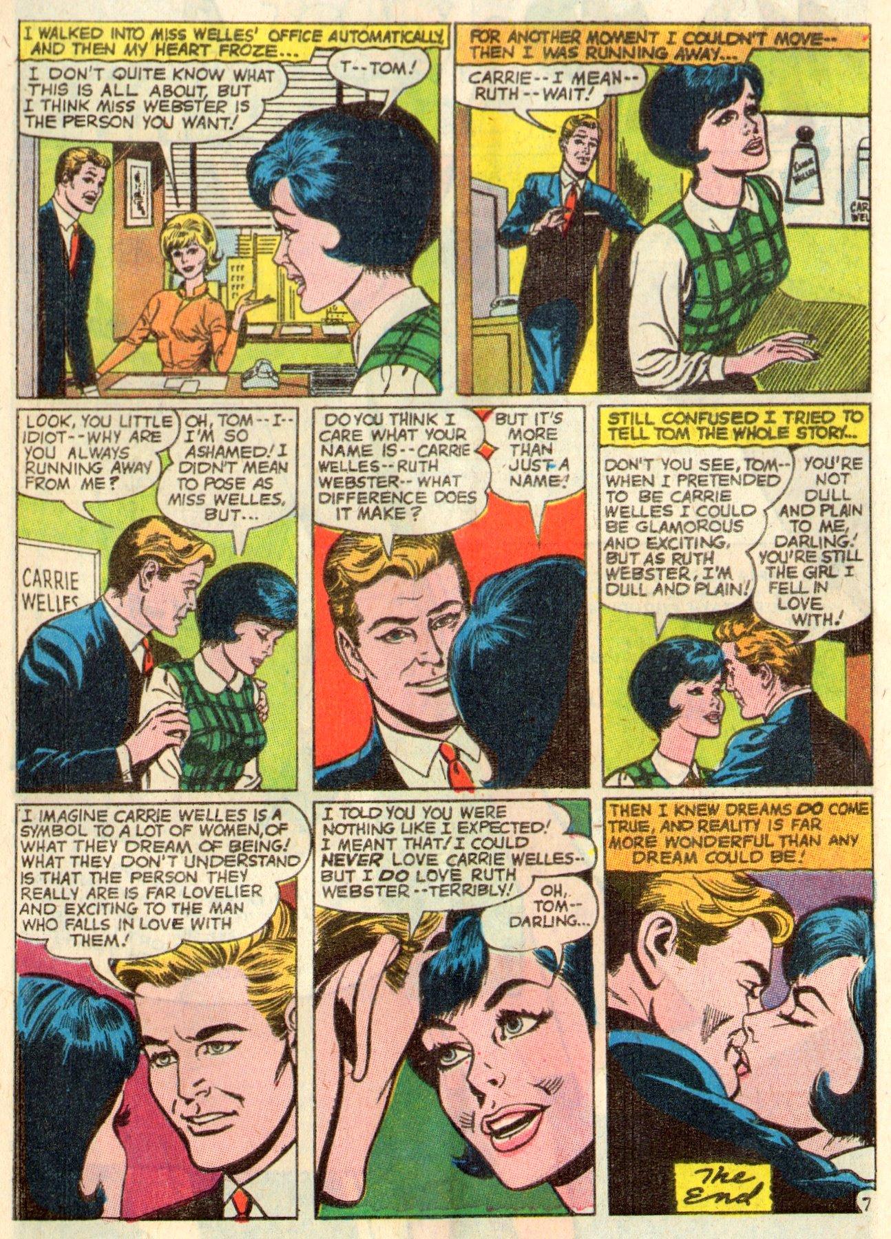 Read online Secret Hearts comic -  Issue #117 - 9