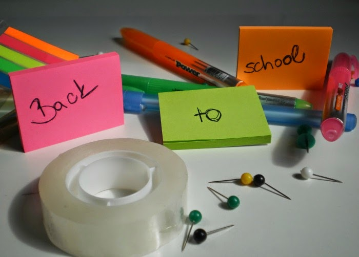 Back to school DIY inspiration