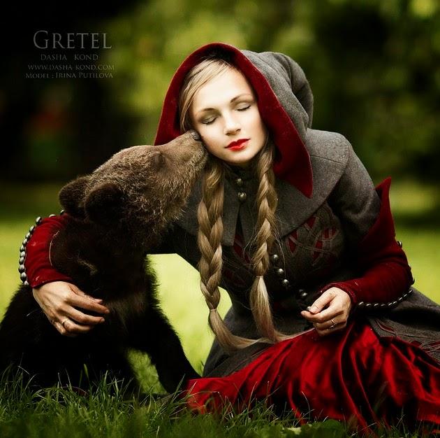 Darya Kondratyeva photography