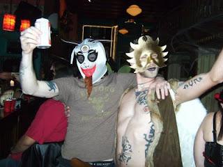 Funny Halloween Costume