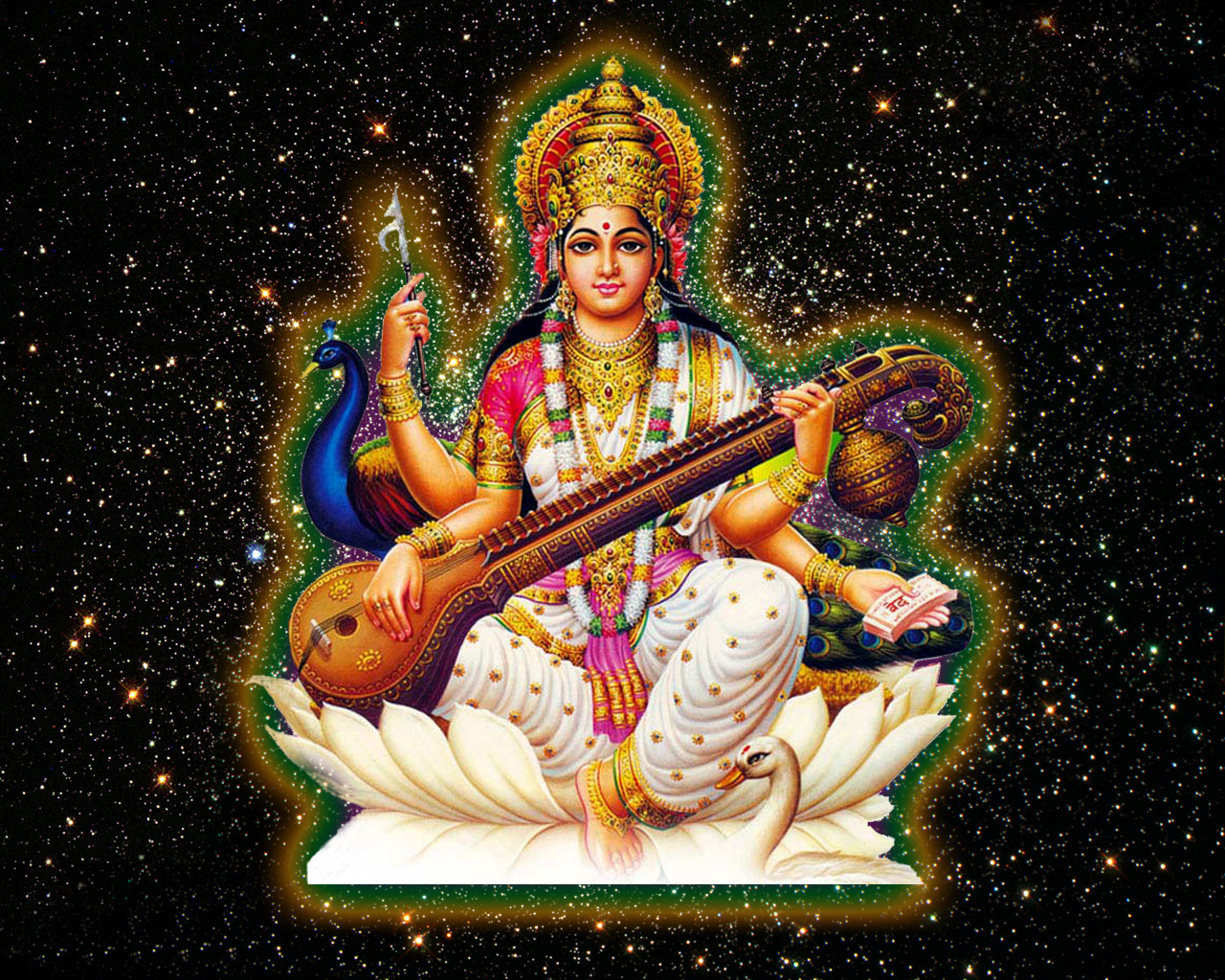 maa saraswati hindu goddess saraswati hd images god