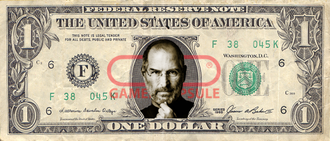 steve+jobs+OneDollar