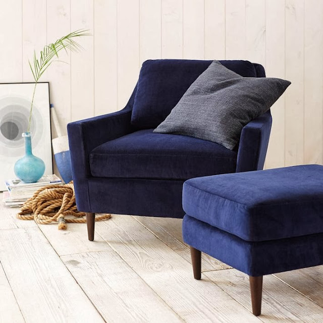Stuck on Hue: Statement chairs for my living room, with ...