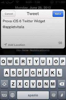 iPhone iOS 5