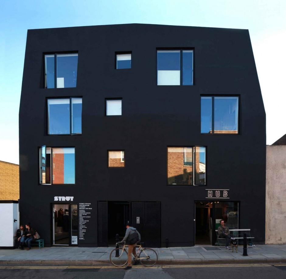 Design Of Apartment Building ...