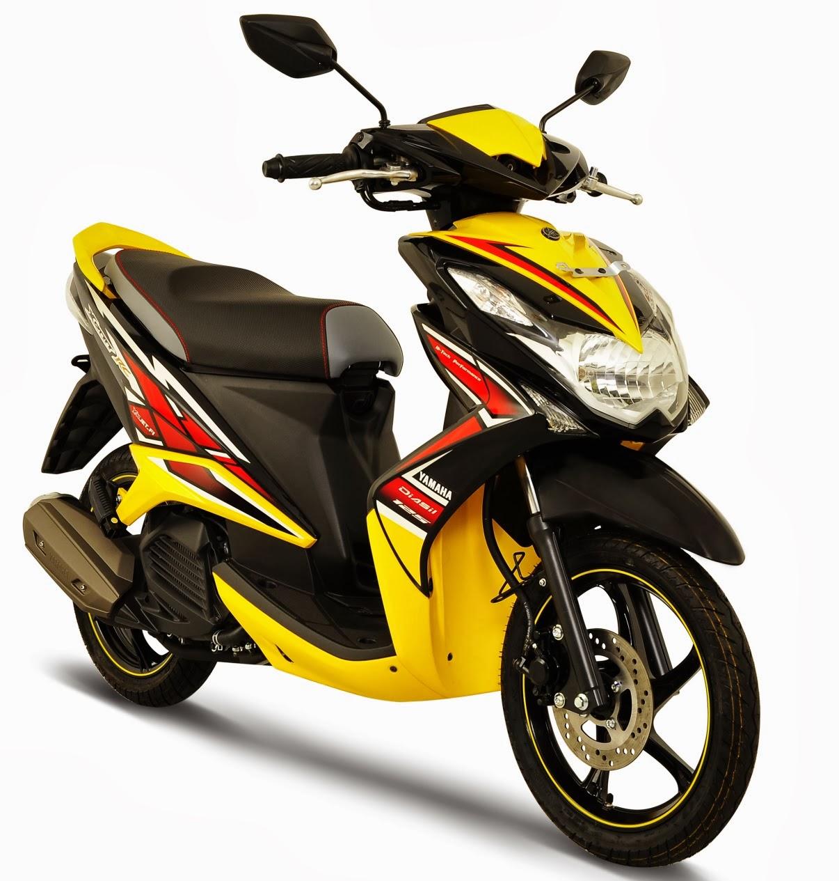Gambar Motor Yamaha Xeon Rc