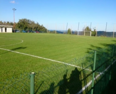 Campo sportivo di Casacanditella (3 Km da San Martino sulla Marrucina)