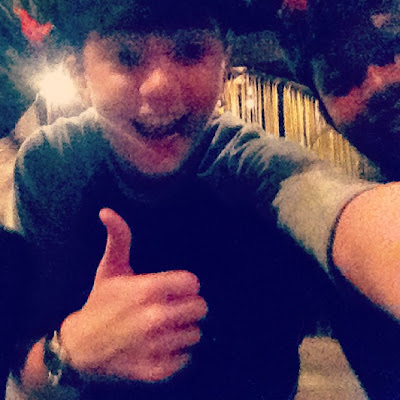 Greyson Chance Bali 2013 Friends Photo