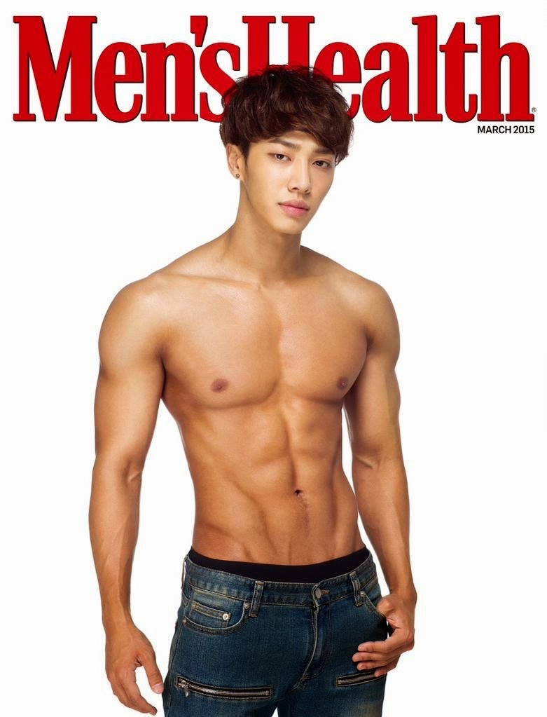 beast kikwang exposes muscled abs for men s health magazine