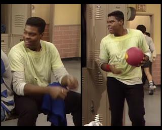 Cosby Show Huxtable fashion blog 80s sitcom Denny Morris Elcott