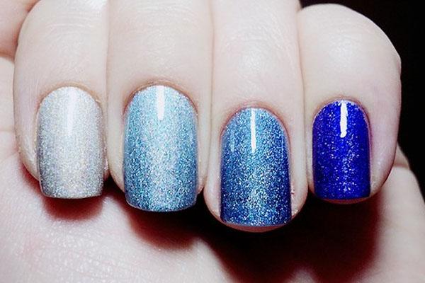Unha Ombre com Glitter.jpg (600×400)