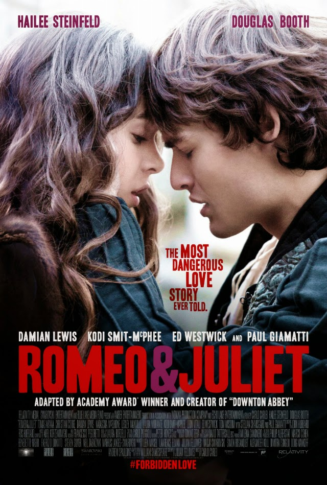 La película Romeo and Juliet ( Romeo y Julieta )