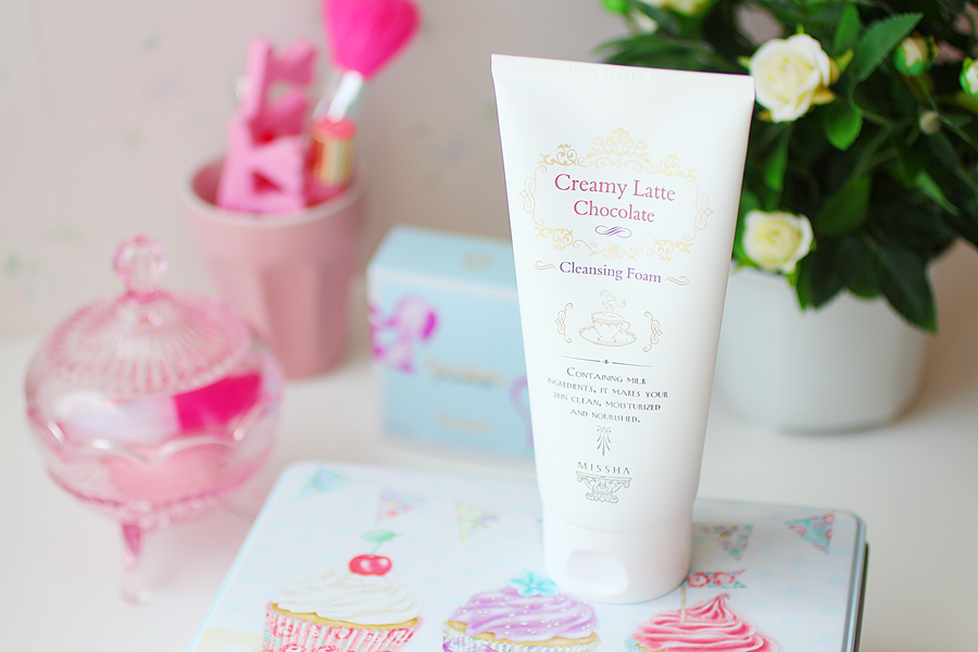 Missha  Creamy Latte  review