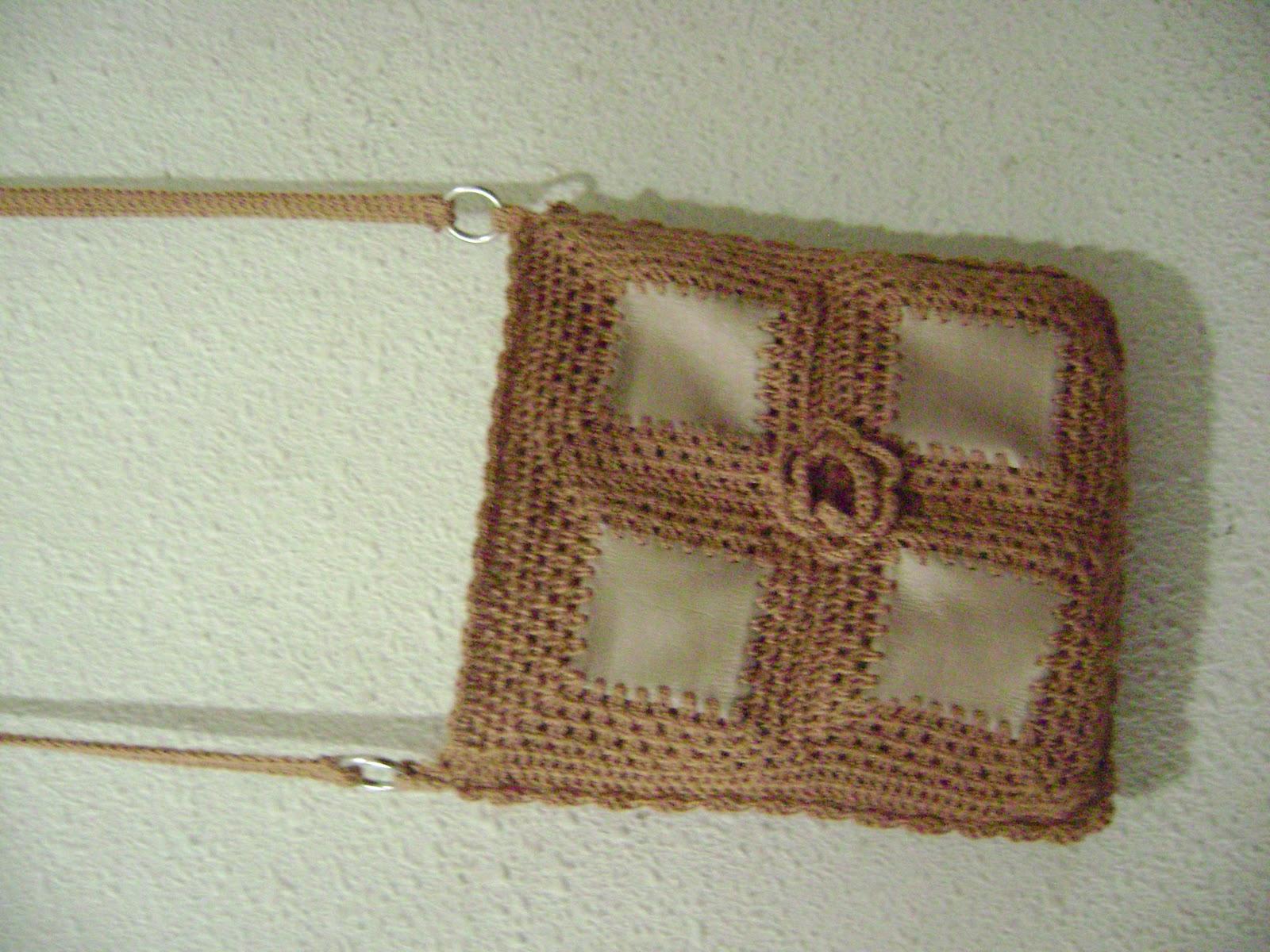 Manualidades en crochet car interior design - Manualidades con hilo ...