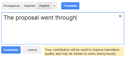 Edit Translations To Improve Google Translate