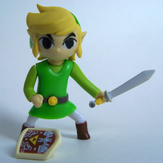 Jakks Pacific World of Nintendo toon link