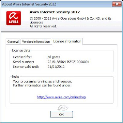 Avira Antivirus Premium 2012+crack.7z