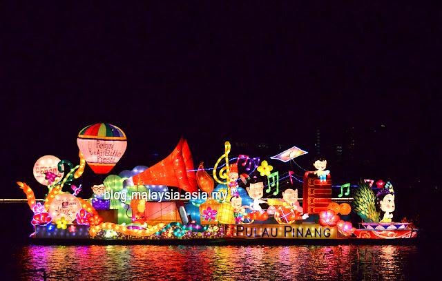 Penang Tourism Float