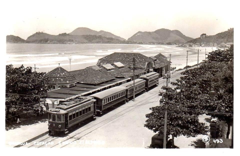 Arquivo Histórico do Guarujá-SP