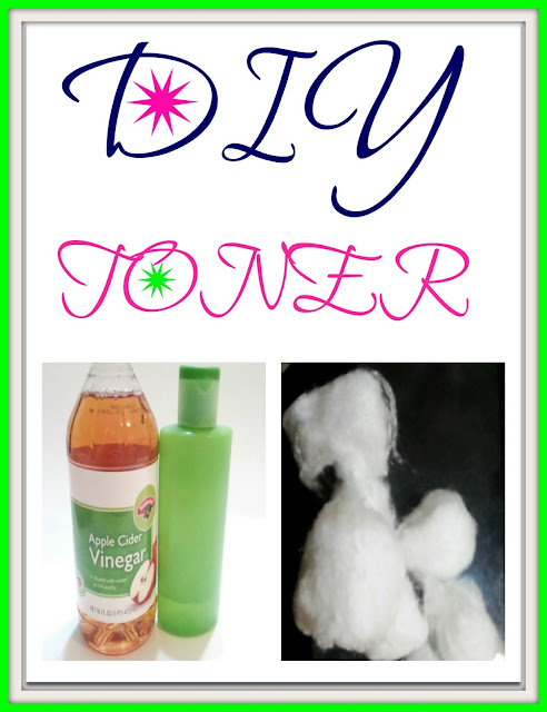 Apple Cider Vinegar as a toner