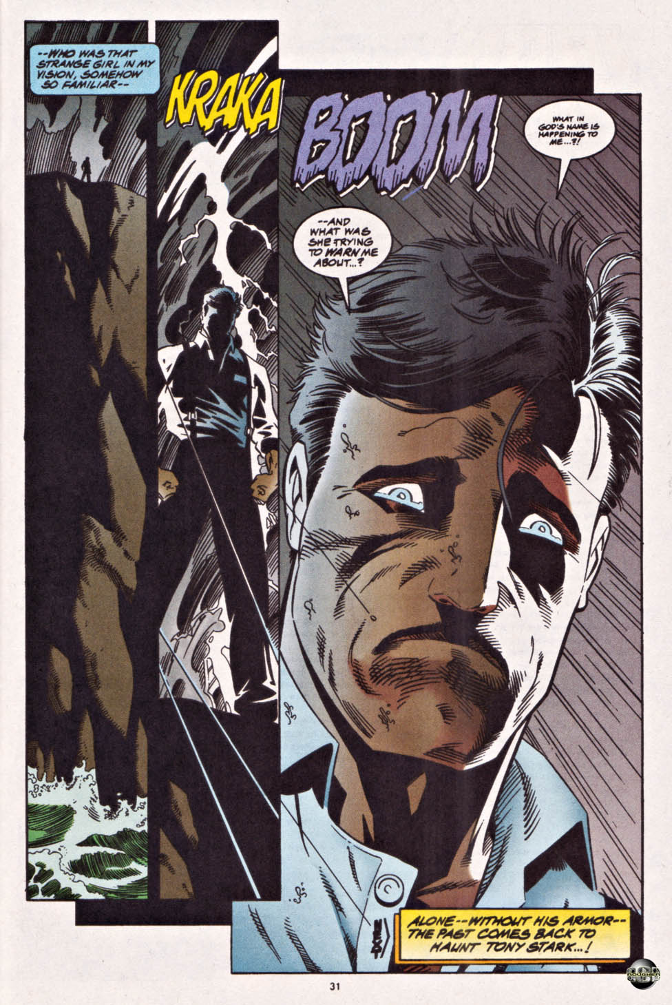 Captain America (1968) Issue #398f #336 - English 33