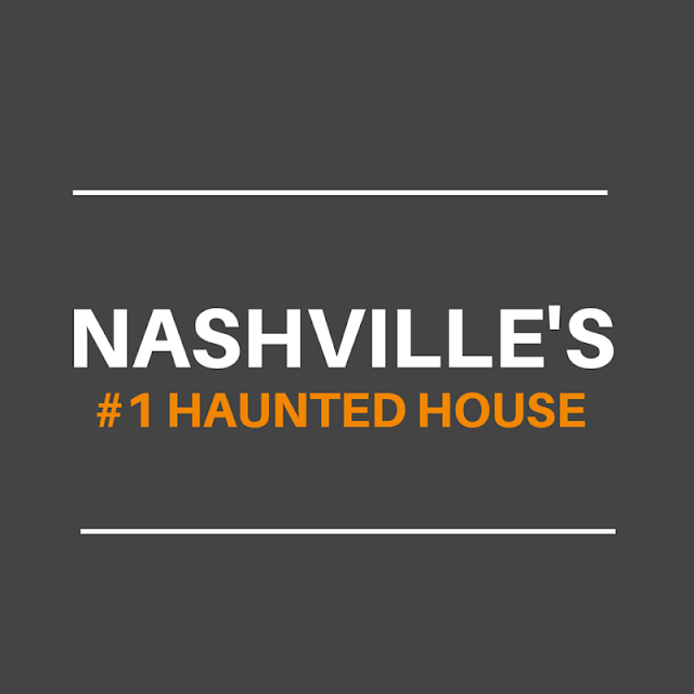 best haunted house nashville