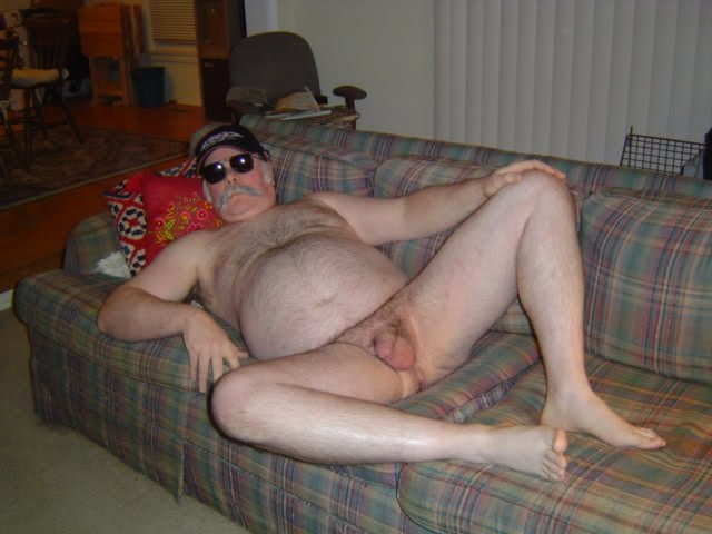Old naked fat guys #9