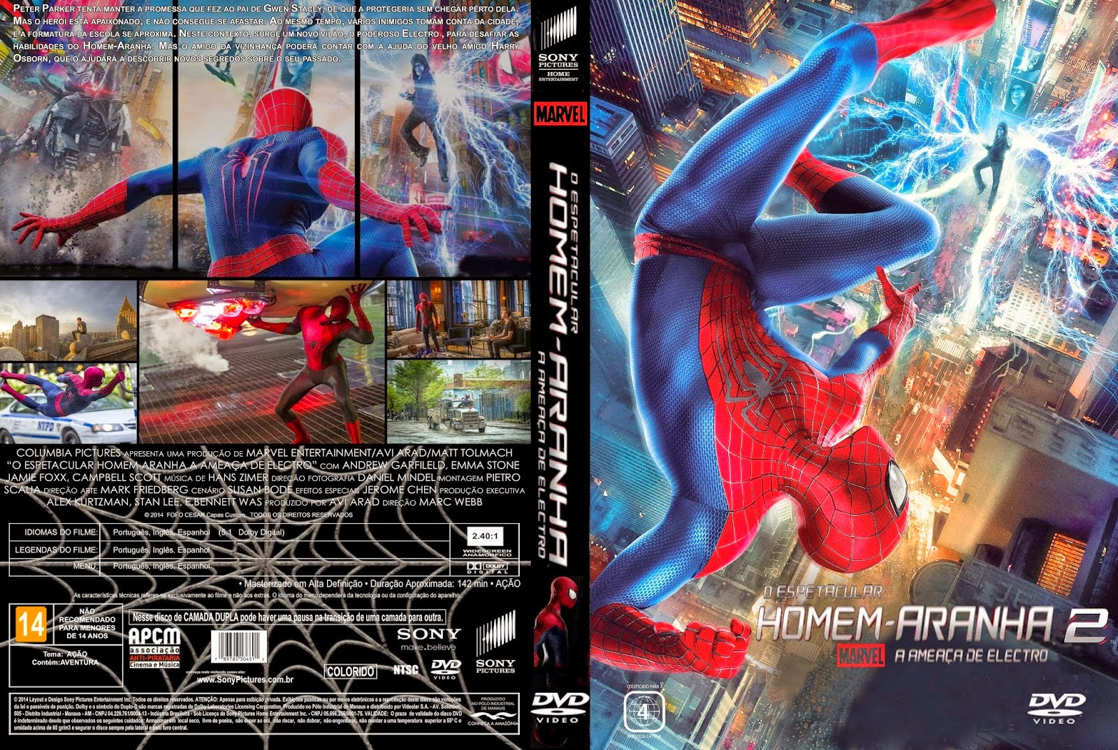 The Amazing Spider Man 2 2014