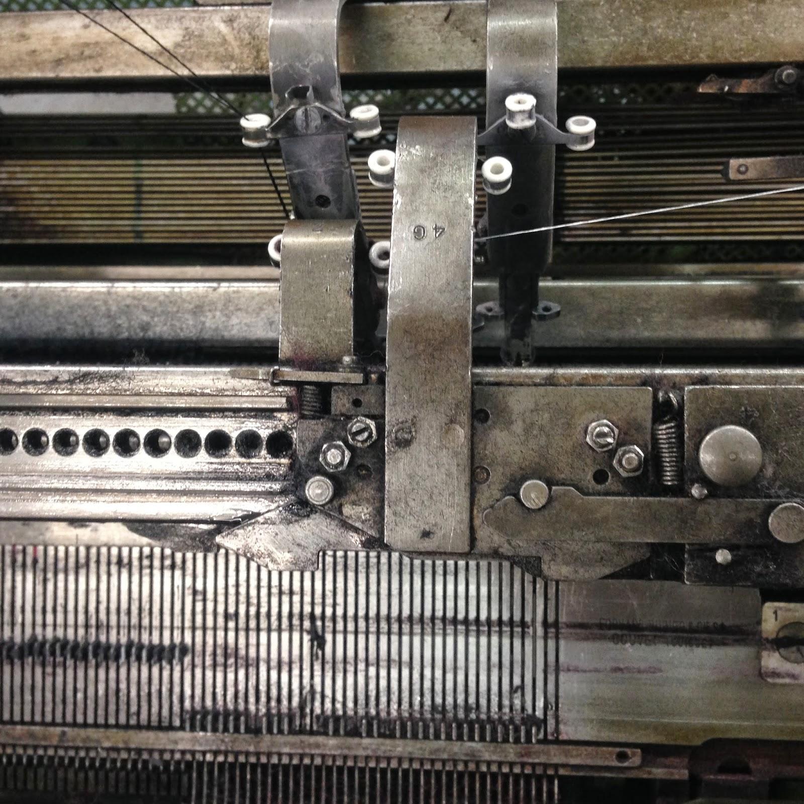 agence d 39 architecture int rieure parallel paris visite de l 39 usine des tricots saint james. Black Bedroom Furniture Sets. Home Design Ideas