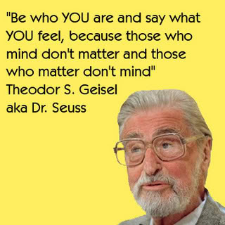 Quotes of Dr.Seuss