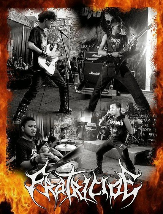 download mp3 Fratricide Band Black Death Metal Bandung indonesia foto biografi wallpaper reverbnation twitter