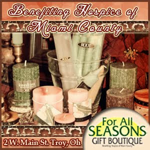 For All Seasons Candles