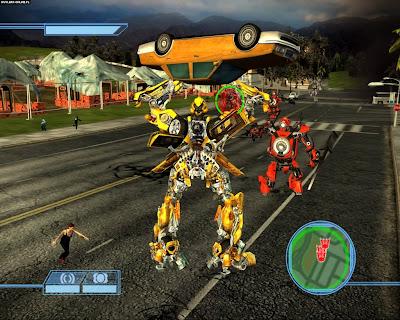 Transformers Minika Oyun